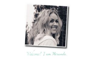 Hi, I am Meranda