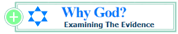 Why God Blog